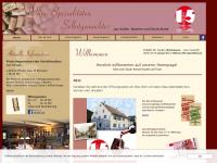15-wein.com Webseite Vorschau