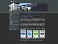 1a-dle.net Webseite Vorschau