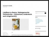 coconutandvanilla.com