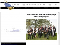 swinging-gs.de Webseite Vorschau
