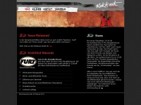 kickitout.de Webseite Vorschau