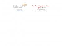 kiekin.de Webseite Vorschau