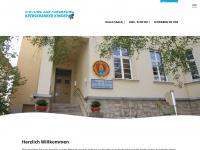 kinderkrebsstiftung-halle.de Webseite Vorschau