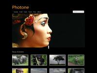 photone.ch Webseite Vorschau