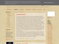 amrei-in-tansania.blogspot.com Webseite Vorschau