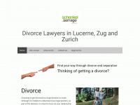 switzerland-law.ch Webseite Vorschau
