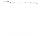 ojlo.net Webseite Vorschau