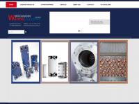 waermetauscher.ch Webseite Vorschau