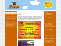 balu-koeniz.com Webseite Vorschau