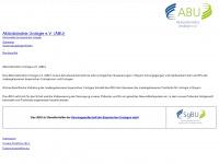 aktionsbuendnis-urologie.de