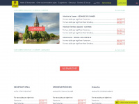 logishotels.com Webseite Vorschau