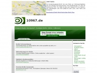 10967.de Webseite Vorschau