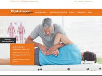 physio-lounge-berlin.de Webseite Vorschau