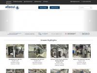 allaoui.de Webseite Vorschau