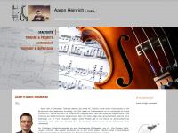 aaronheinrich.de Thumbnail
