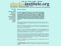 Abcde-institute.org
