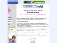 serverkiller.de Webseite Vorschau