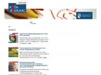 kita-bildungsserver.de Webseite Vorschau