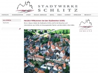 stadtwerke-schlitz.de