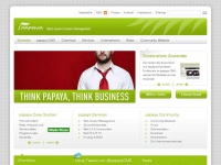 papaya-cms.com