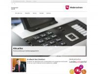 amtsgericht-lehrte.niedersachsen.de Webseite Vorschau