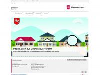 amtsgericht-neustadt.niedersachsen.de Webseite Vorschau