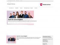 amtsgericht-nienburg.niedersachsen.de Webseite Vorschau