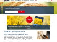 ktbl.de Webseite Vorschau