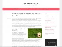 kirchenprovinz.de Webseite Vorschau