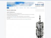 kv-mobilfunk.de Webseite Vorschau