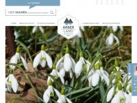 arberland-bayerischer-wald.de Webseite Vorschau