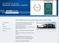 spedition-bauer.de