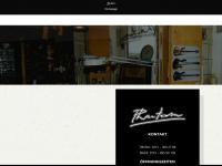 phantom-guitars.de Webseite Vorschau