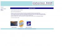 alphaclean-gmbh.de