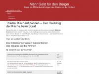 stop-kirchensubventionen.de