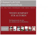 frankfurter-taschenbuchverlag.de
