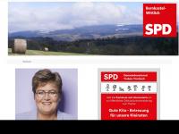 spd-bernkastel-wittlich.de Webseite Vorschau