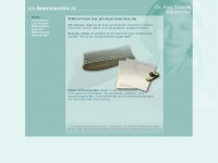 am-bueroservice.de Webseite Vorschau