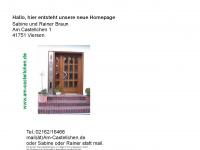 am-castellchen.de Webseite Vorschau