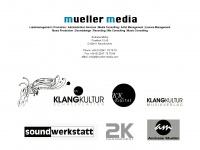 am-concept.de Webseite Vorschau