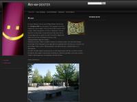 am-deister.de Webseite Vorschau