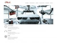 am-dellentechnik.de Webseite Vorschau