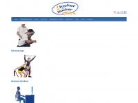 lockervomhocker.com Webseite Vorschau