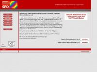 spd-als.de Webseite Vorschau