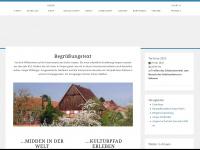 ampen.de Webseite Vorschau