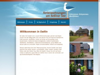am-selliner-see.de Webseite Vorschau