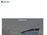 ama-lion.com Webseite Vorschau