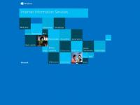 amabend.de Webseite Vorschau