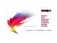 amadeus-prepress.de Webseite Vorschau