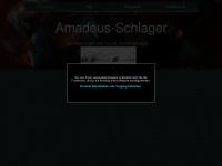 amadeus-schlager.de Webseite Vorschau